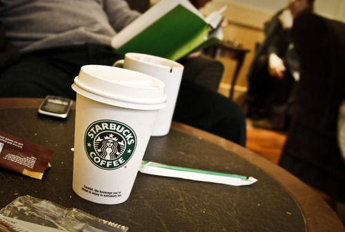 5 reasons why…Starbucks wins