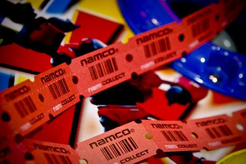 5 reasons why…I ♥ Namco
