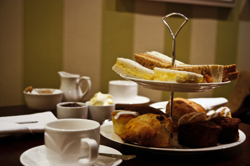 Something you should do…Afternoon Tea