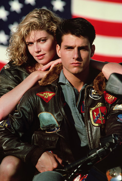 Top Gun: (c) 1986 Paramount Pictures.  All Rights Reserved. TOP GUN(tm) IS A TRADEMARK OF PARAMOUNT PICTURES.  ALL RIGHTS RESERVED.