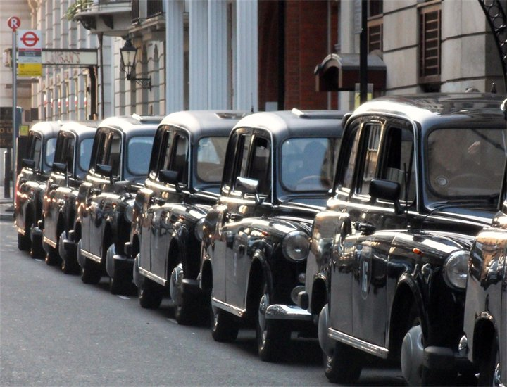 Pic courtesy of www.cityoflondonblacktaxis.co.uk
