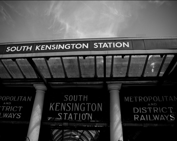 Places in London… South Kensington