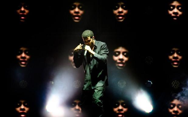 Drake O2 Arena