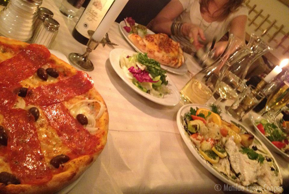 Osteria Number One
