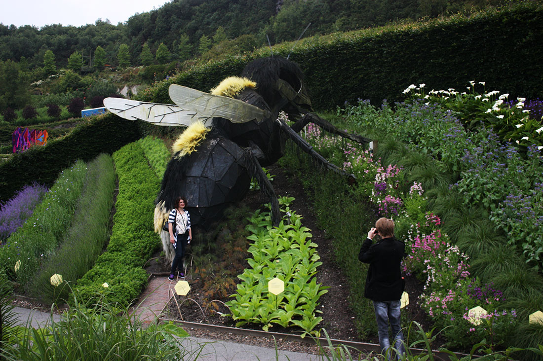 The Eden Project, The Cultural Exposé