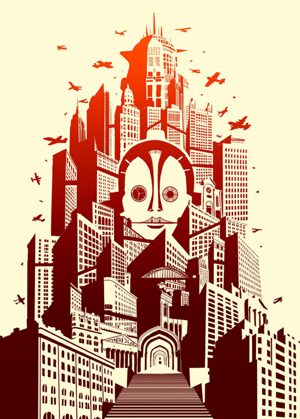 Metropolis by Raid 71
