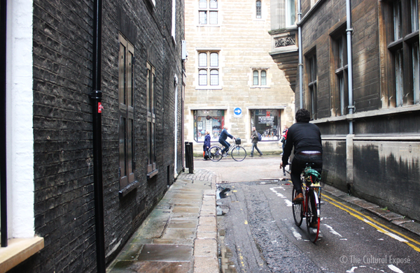 Cycling in Cambridge - The Cultural Exposé