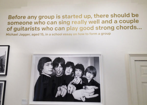 The Rolling Stones: 50 Exhibition
