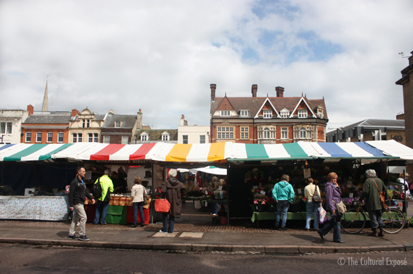 Markets in Cambridge - The Cultural Exposé