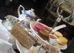 Hendricks High Tea at Hush Mayfair