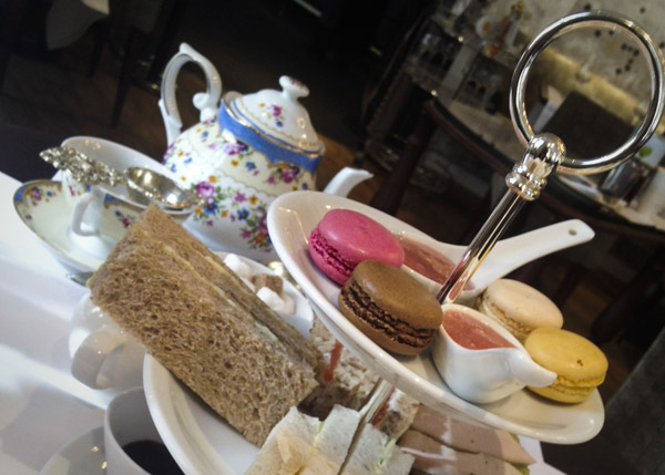 Win Hendricks High Tea for two at Hush Mayfair! (this competition is now closed)