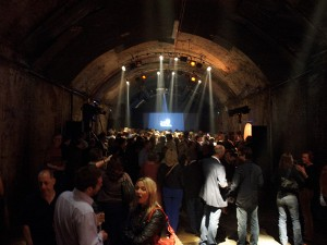 The Old Vic Tunnels Summer Fundraiser