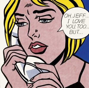 © Estate of Roy Lichtenstein