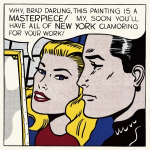 Masterpiece, 1962 © Estate of Roy Lichtenstein