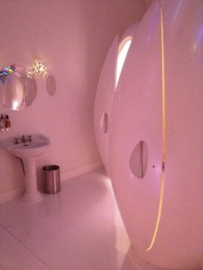 Sketch toilets