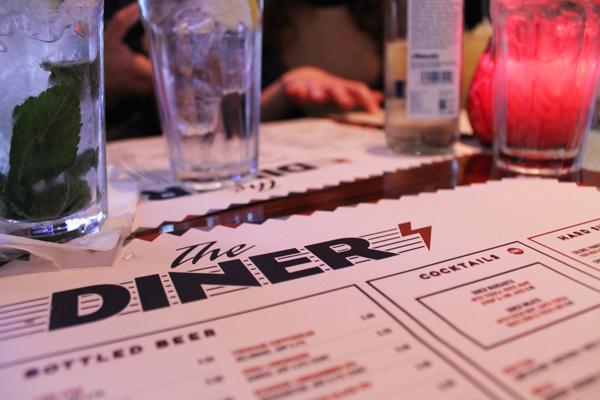 Diner Gloucester Road