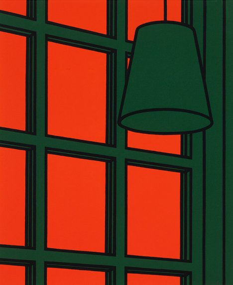Patrick_Caulfield_Interior_Evening Pinterest