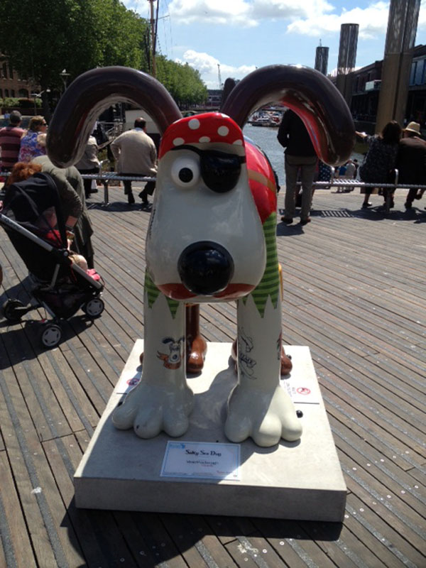 Sally Sea Dog