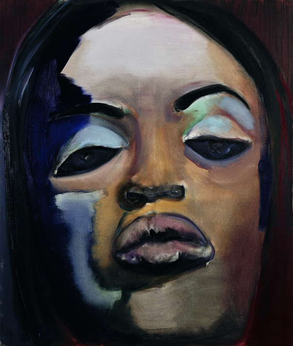 Something you should see… Marlene Dumas: The Image as Burden