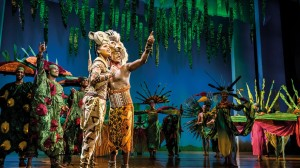 Disney's The Lion King at the Lyceum Theatre, London. Credit Johan Persson (2)