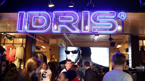 LONDON, ENGLAND - NOVEMBER 26:  Atmosphere at the Superdry Regent Street during the launch of the new premium menswear AW15 'Idris Elba + Superdry' collection on November 26, 2015 in London, England.  (Photo by David M. Benett/Dave Benett / Getty Images for Superdry)