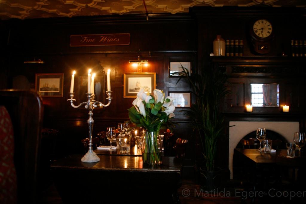 The Ship Tavern Holborn