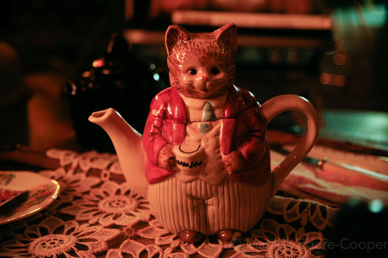 afternoon tea at Little Nan's Rio Bar