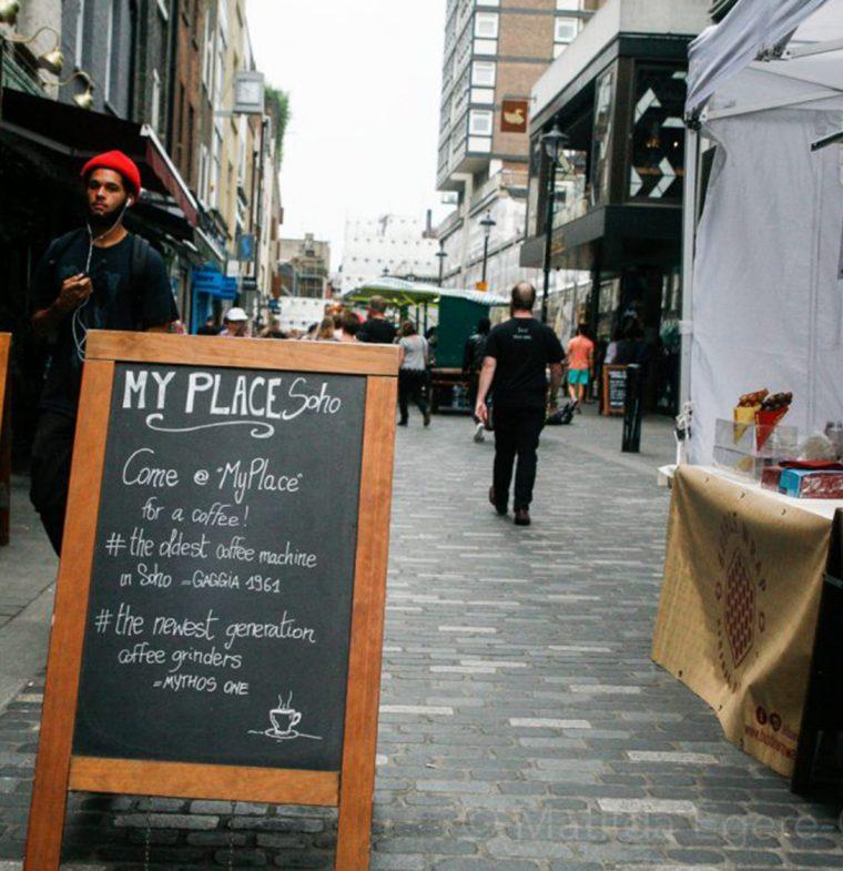 Photos: a weekend wander along Berwick Street