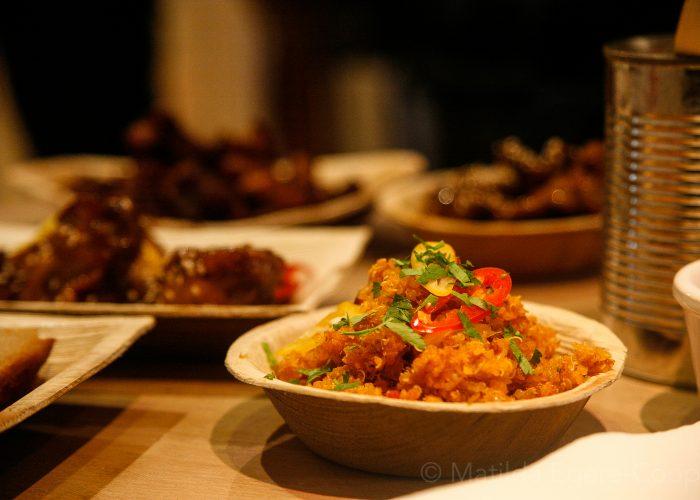 Somewhere you should go… Chuku's Nigerian tapas pop-up lounge