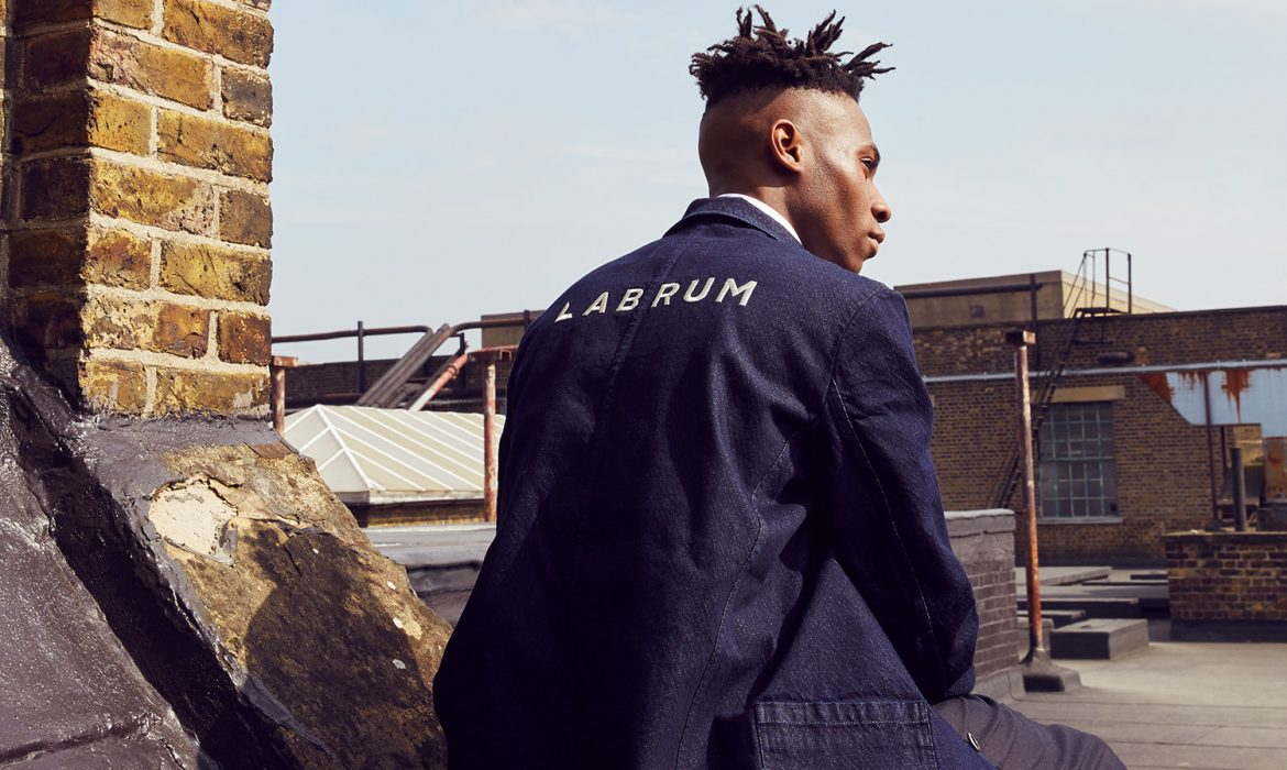 Functional fashion: the menswear collection from Labrum
